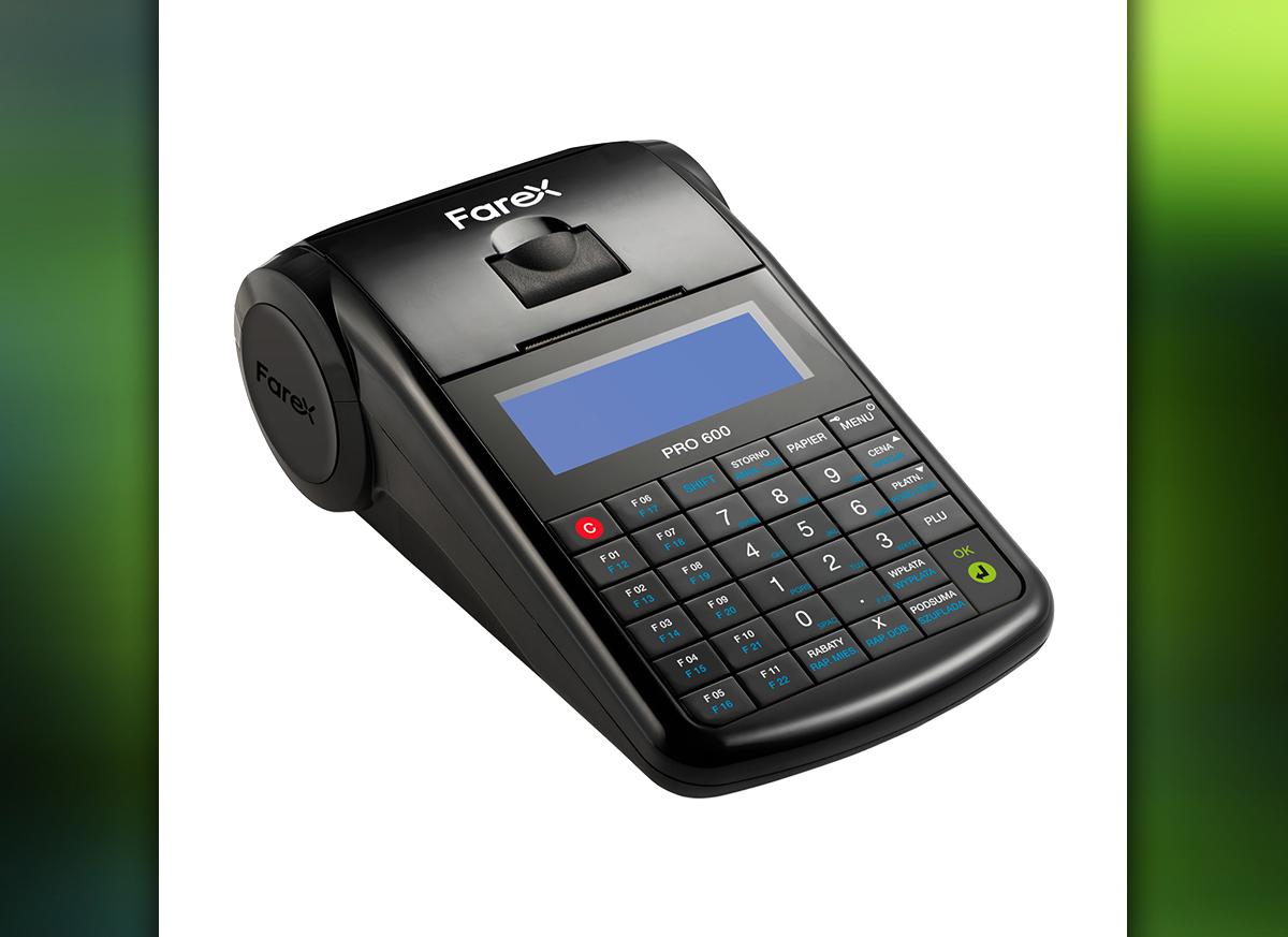Kasa fiskalna online Farex Pro 600